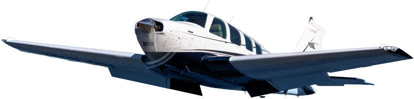 airplane image with transparent background